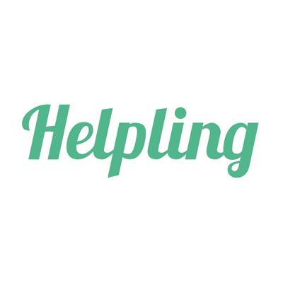 Logo helpling.de