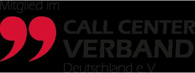 Logo Mitgliedschaft Call Center Verband