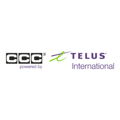 Logo CCC TELUS International