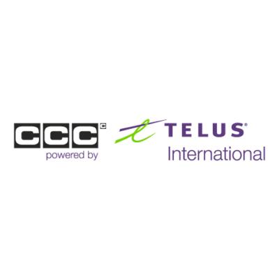 Logo CCC TELUS International